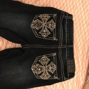 Sound girl Jeans